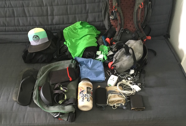 A Digital Nomad Pack List After 5 Years on the Road  dbf84ccaf7d3c